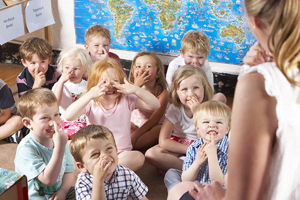 Przedszkole językowe Warszawa